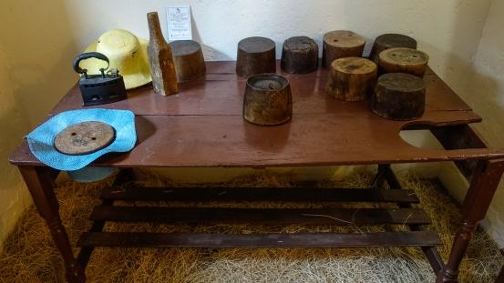 Mesa del planchado o del compositor