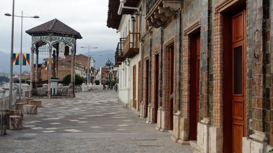 Calle La Condamine