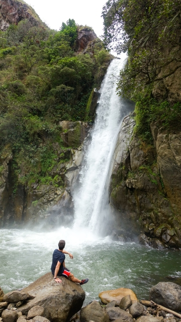 Cascada de Ulba